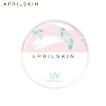 APRIL SKIN Magic Snow Sun Cushion 15g, APRIL SKIN